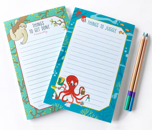 Funny Notepads - The Imagination Spot