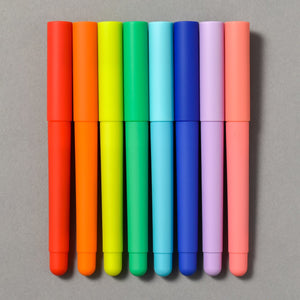 Color Write Fountain Pens Set