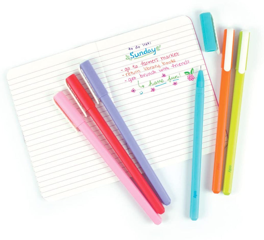 Modern Writers Gel Pen Set