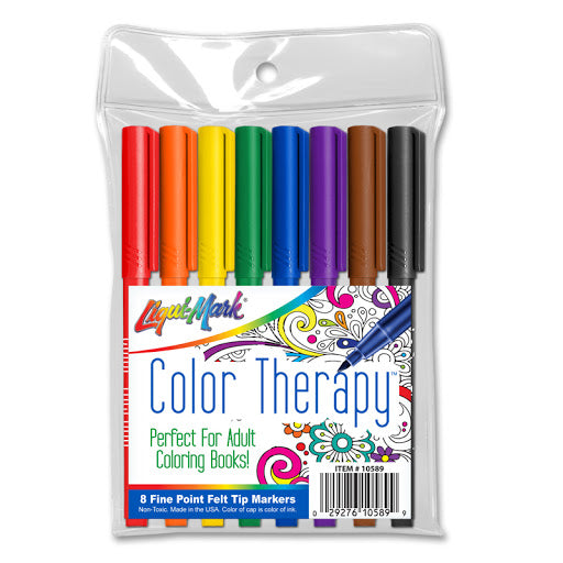 Color Therapy Markers