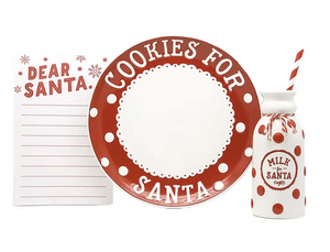 Santa's Cookie Set