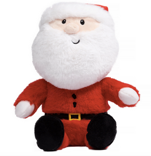 Santa Toy & Book Gift Set