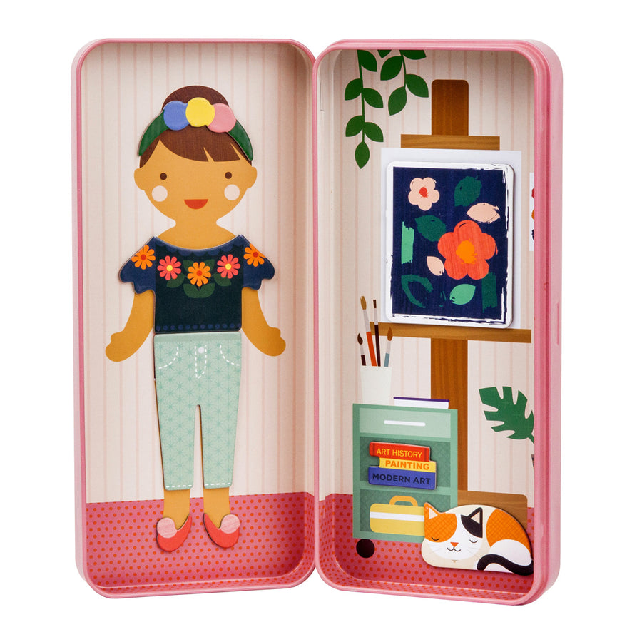 Magnetic Dress-Up Set