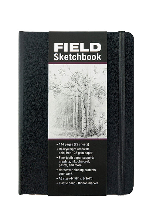 A6 Field Sketchbook