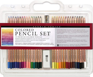 Studio Colored Pencil Set - 30 pack