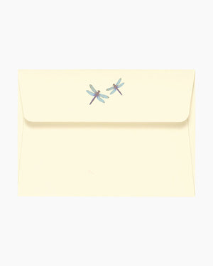 Stationery Set - Dragonfly
