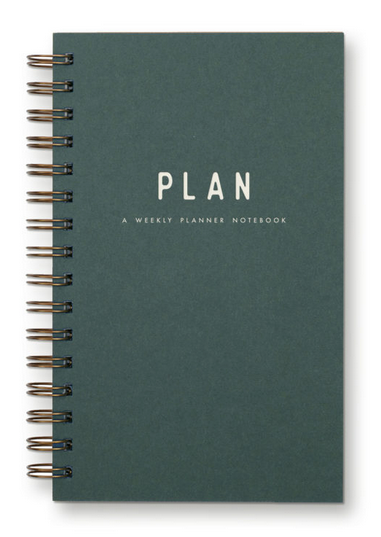 Simple Plan - Undated Weekly Planner