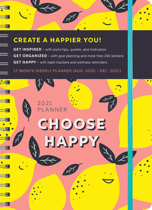 Choose Happy Planner - Aug 2020 - Dec 2021