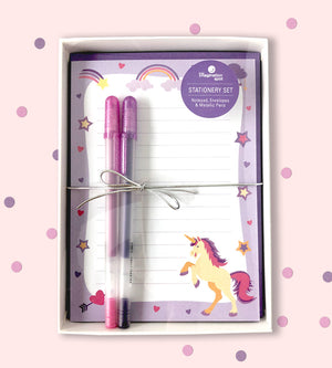 Unicorn Stationery Set - The Imagination Spot