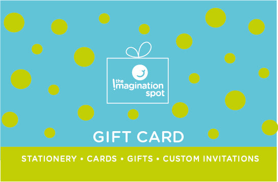 The Imagination Spot Gift Card