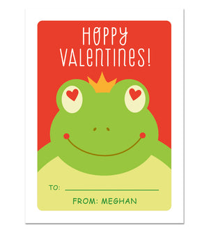 Personalized Valentine Cards - Kid's valentines