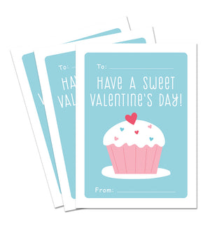 Kids Valentines - Personalized School Valentines