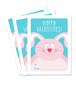 Kids Valentine Cards - Personalized Valentines