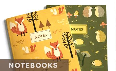 Notebooks Journals