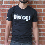 Discogs Black T-shirt
