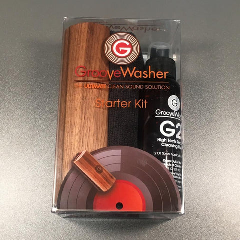 Discogs x GrooveWasher Record Cleaning Kit