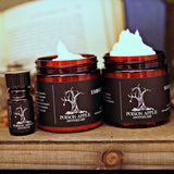 Gift Set- Full Size Perfume Oil, Sugar Scrub and Embalming Cream