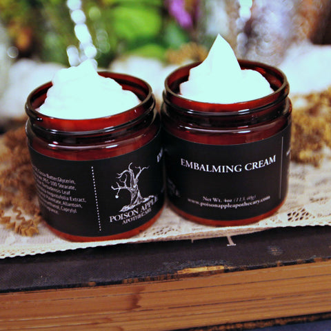 Embalming Cream