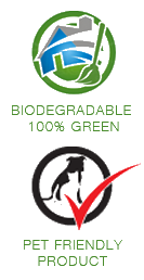 Certified Green & Safe For Pets