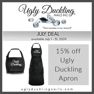JULY DEAL - 15% OFF APRON