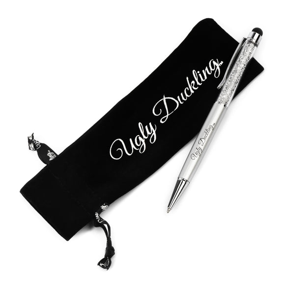 UGLY DUCKLING CRYSTAL PEN & STYLUS
