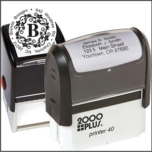 Self Inking Stampers