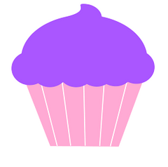 Basic Cupcake Shape