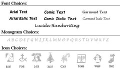 "Sheet Labels - 1.25"" x 0.75"", Up to 5 Lines of Text"