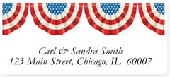 Patriotic Collection of Address Labels