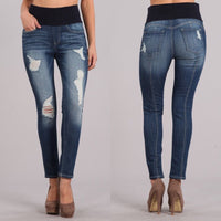 Tummy Tuck Jeans