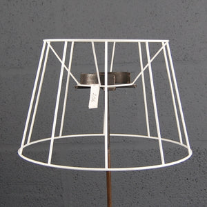 Milano Drum Lamp Shade Frame - HomemakingHeaven  - 1