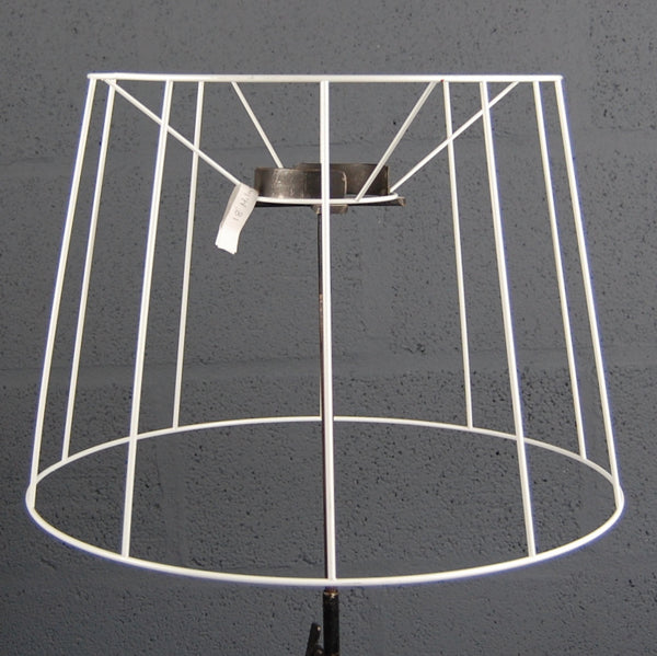 Milano Drum Lamp Shade Frame - HomemakingHeaven  - 3