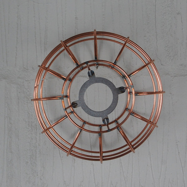Arkwright Industrial Wire Cage Lamp Lighting
