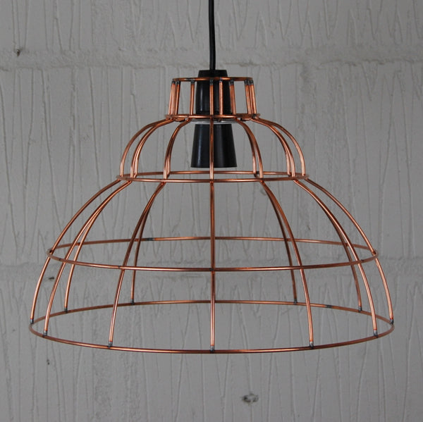 vintage industrial pendant light for bars
