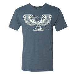 the admiral's daughters freedom eagle t shirt benefiting boot campaign us military charity front