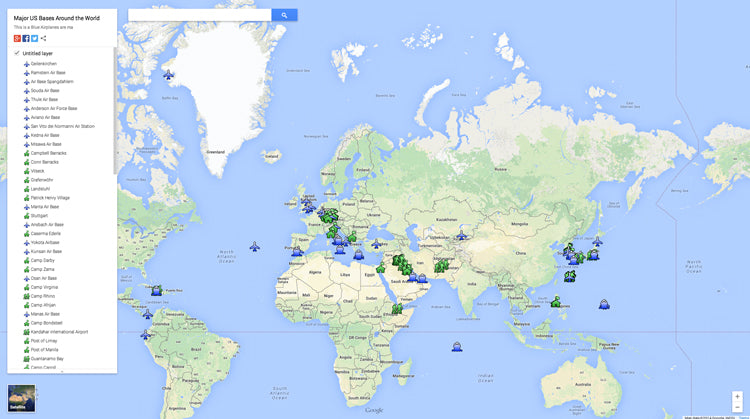 US Military Bases Around The World The Admirals Daughters