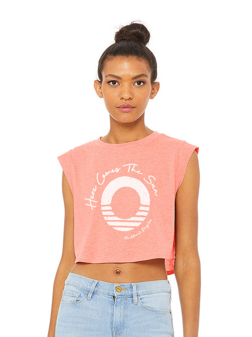 HERE COMES THE SUN CROPPED TANK