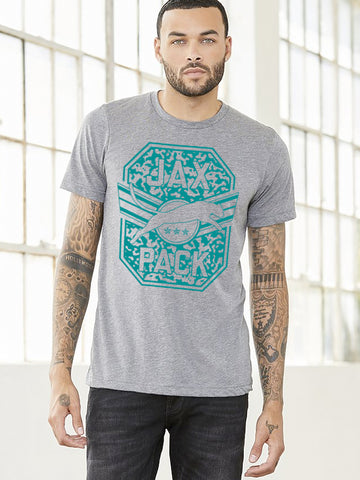 SEA VOUS PLAIT MINT V-NECK FLOWY T-SHIRT