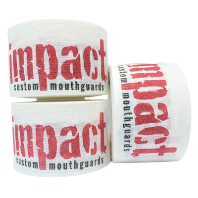 "1.5"" Serrated Stay Stuck Athletic Tape - Impact Branded"