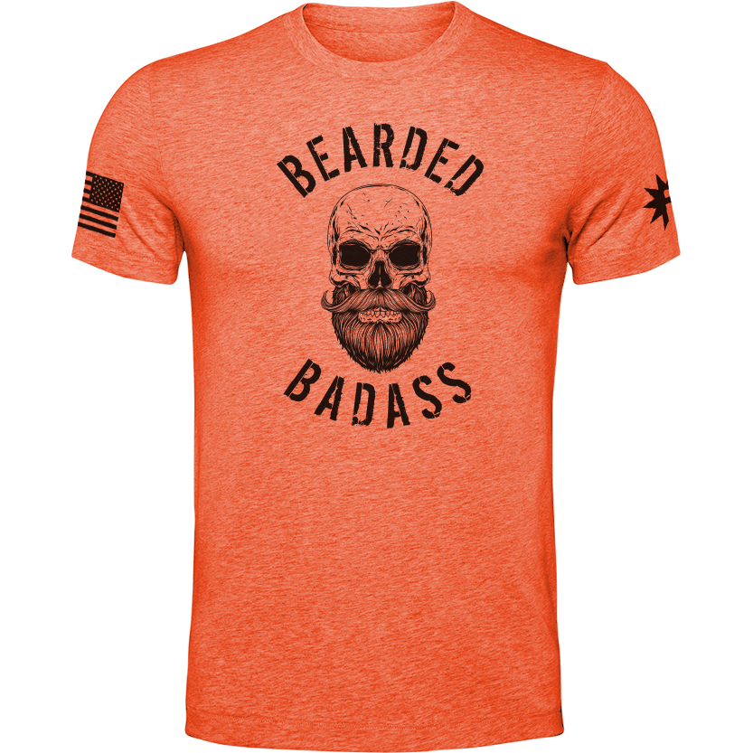 Bearded Badass Tee