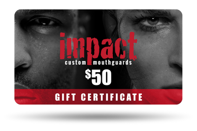 Impact Mouthguards Gift Card
