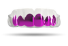 Chrome Fuchsia Grill (Clear)