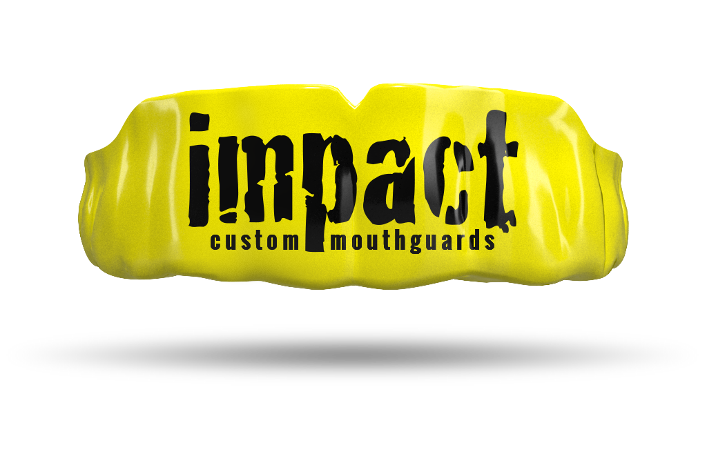 Impact Black Logo - Yellow