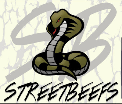 STREETBEEFS - Glove Up Or Shut Up - Custom Mouthguards