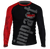 Impact Red Sleeve Rash Guard