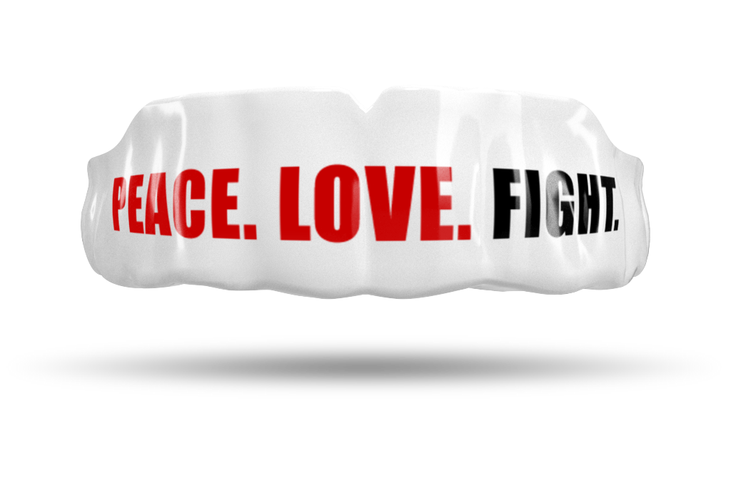 Peace. Love. Fight.
