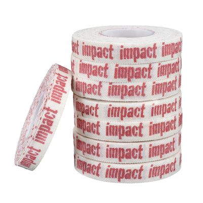 "0.3"" Finger Tape - Impact Stay Stuck Athletic Tape For Boxing, Jiu-Jitsu, MMA, Cross-Fit, Martial Arts, Wrestling, Hockey, Rugby, Lacrosse and Power Lifting"