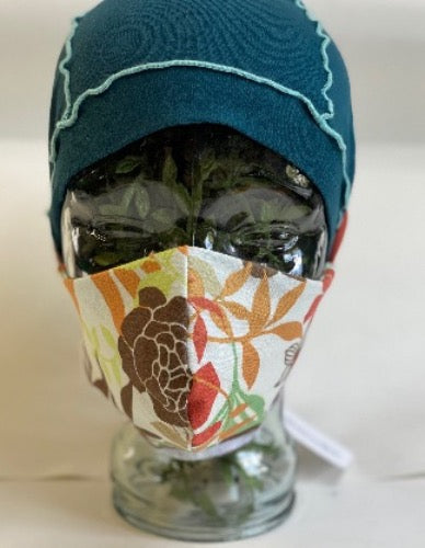 Face Mask with Ties