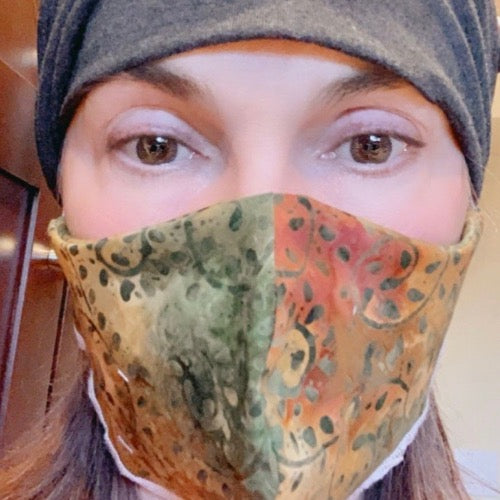 Face Mask in Southwest Style