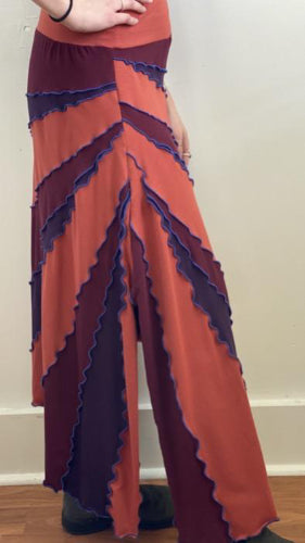 Sunburst Skirt Jeweltone ~ S/M ~ READY TO SHIP